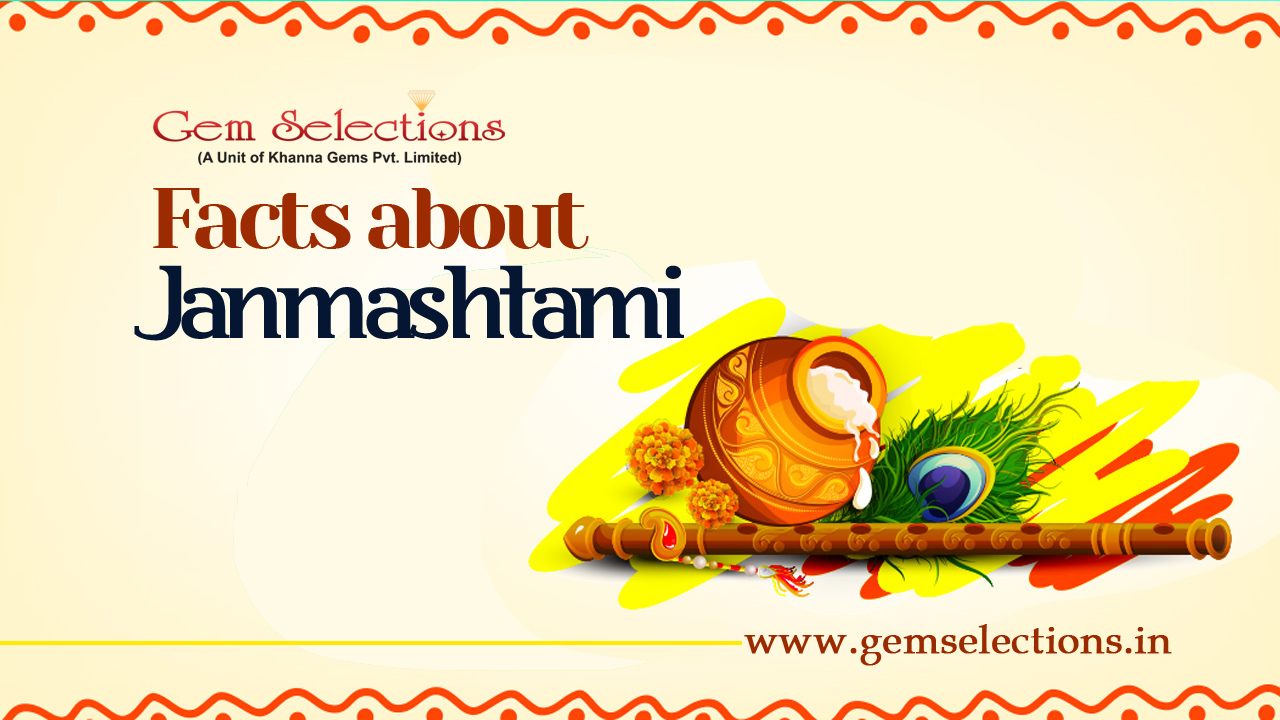 Some Facts About Janmashtami