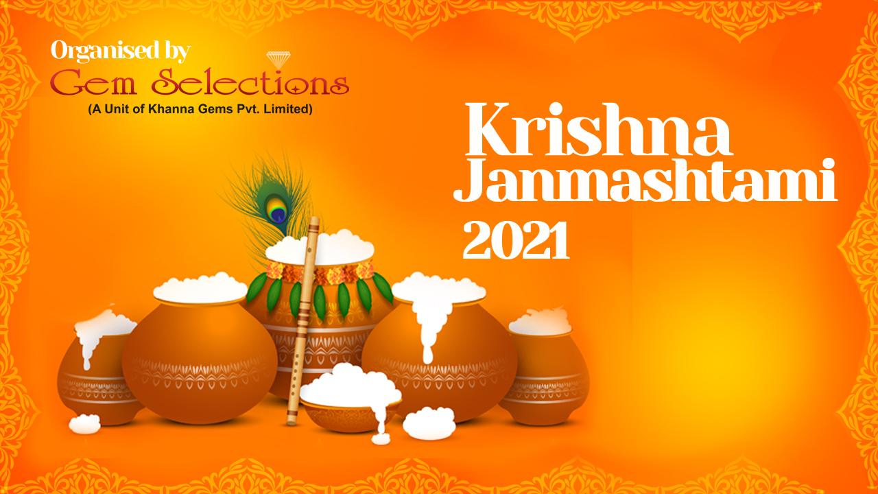 Krishna Janamashtami 2021