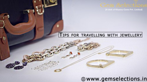 Tips for travelling with jewellery