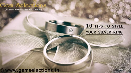 10 Tips to style your Silver Ring