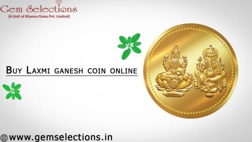 Buy Laxmi Ganesh coin online