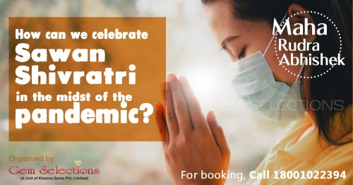 Celebrating Sawan Shivratri Amidst The Pandemic