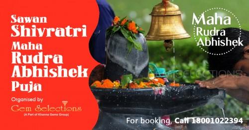 Rudrabhishek Puja - Cost, Procedure - Online Booking