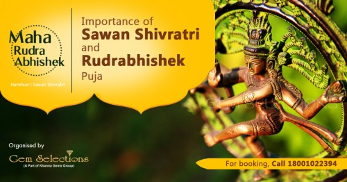 Importance of Sawan Shivratri and Rudrabhishek Puja